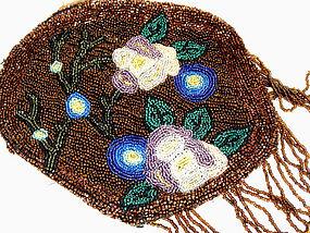 Victorian Evening Bag Beadwork