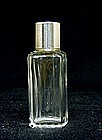 Small Victorian Gentleman's Cologne Bottle