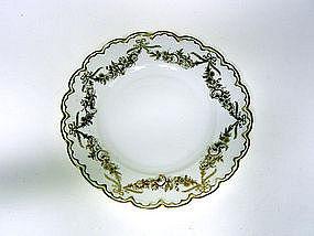 Antique Set Of Haviland Limoges Plates,  ca.1914
