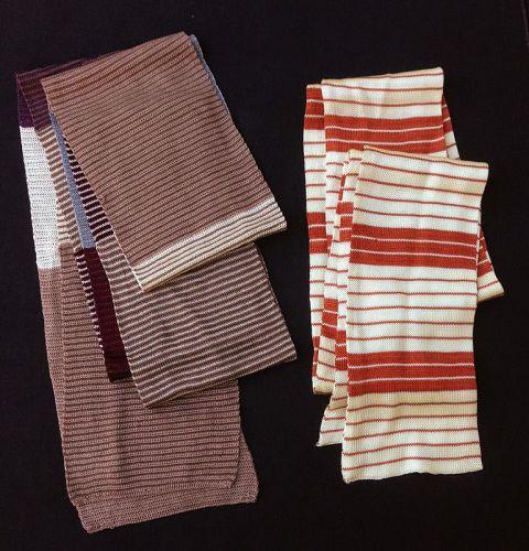 Flapper dress mesh scarves, 1920�s artificial silk