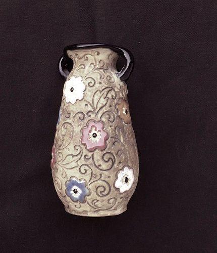 Turn-Teplitz Amphora Austrian vase