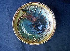 Arabia stoneware bowl