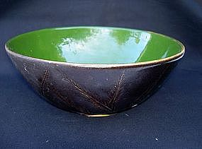 Salad bowl by Kähler, Denmark