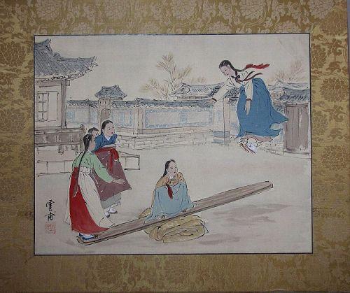Kim Ki-Chang: �기창 [���, (1913~2001):