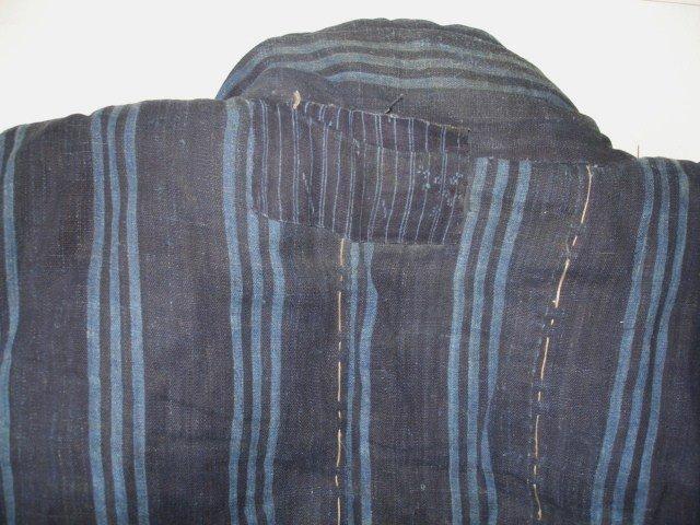 Japanese Antique Textile Asa Yogi Okuso Stuffed
