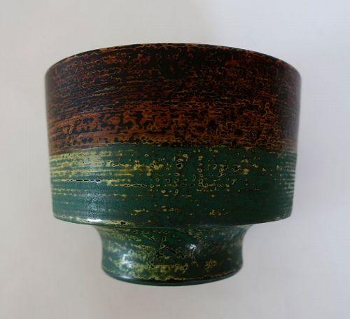Japanese Contemporary Urushi Lacquer Bowl by Kizaki Tsukiho