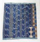 Japanese Antique Textile Cotton Futonji or Shikimono