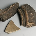 Chinese Warring States Jar Shards