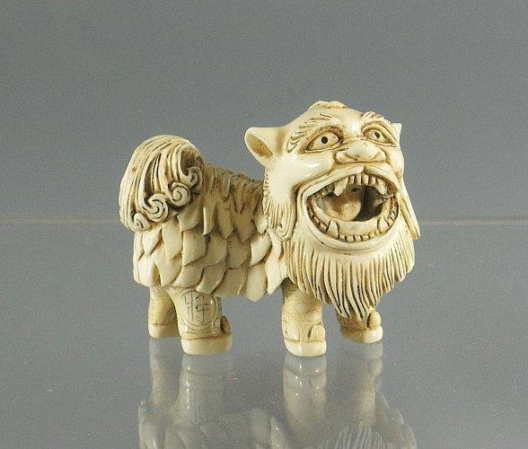Antiques Regional Art Asian Japanese Ivory Trocadero