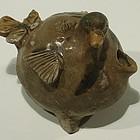 Rare Tang Dynasty Changsha Bird Water Dropper