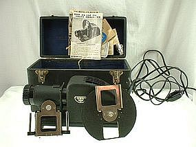 Argus P-A  Projector for 35 m/m film strips