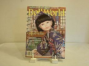 Doll World Magazine October 1999