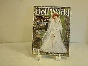 Doll World Magazine Issue June 1999