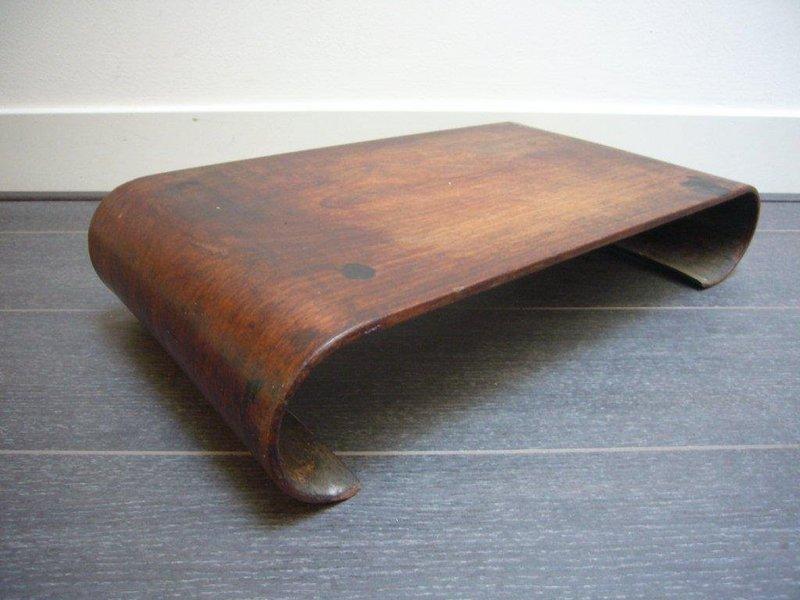 Chinese 19th Century Hongmu Display Table