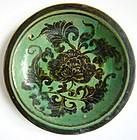 Rare Green Song Cizhou Saucer
