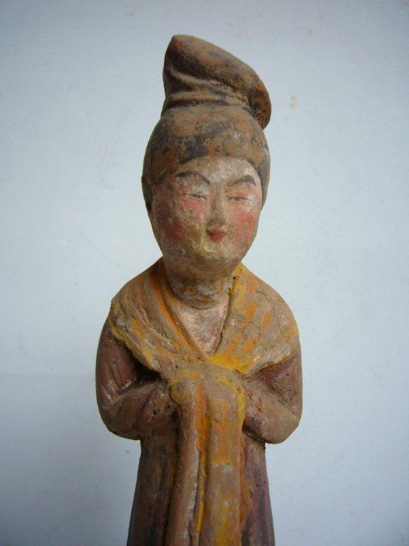 Tang Dynasty Pottery Lady