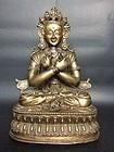 Tibetan Bronze Sculpture of Vajradhara 18th/19th Century