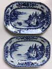 Pair of Chinese Export Porcelain Qianlong Serving Dishes