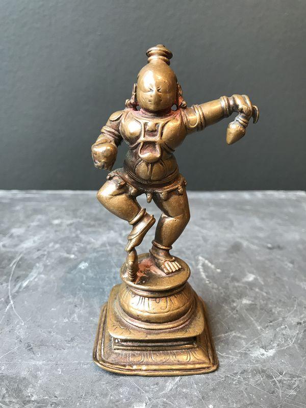 Dancing Krishna South India 16th/17th Century