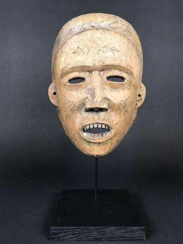 Mask - Bakongo - DRC - Mid 20th Century