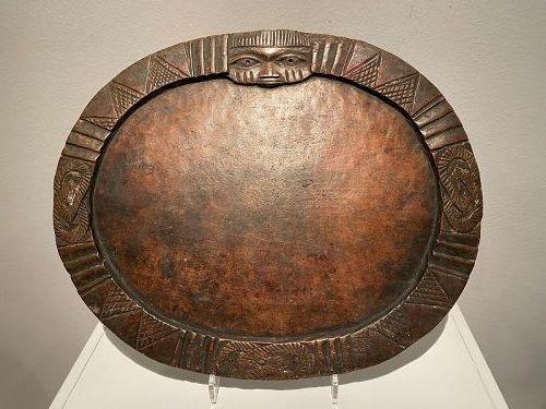 Yoruba Divination Board �Opon Ifa� ex Ursula Voorhuis
