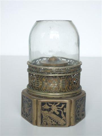 Chinese Opium Lamp