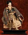 Musha Ningyo of Minamoto Yoshitsune as a Boy