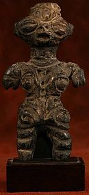 Jomon Period Dogu Clay Figure