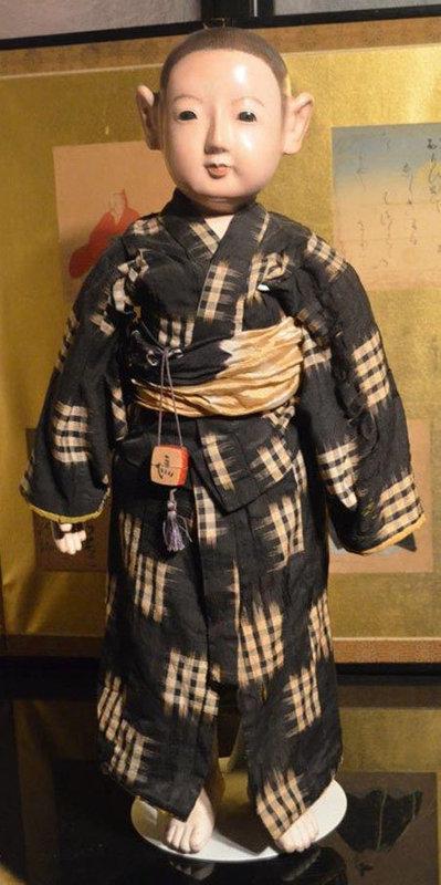 19th Century Daki Ningyo
