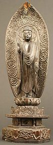Early Edo Period Buddhist Sculpture, 17th Century