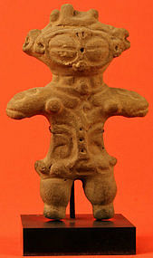 Fine Jomon Dogu Figure with Good Provenance