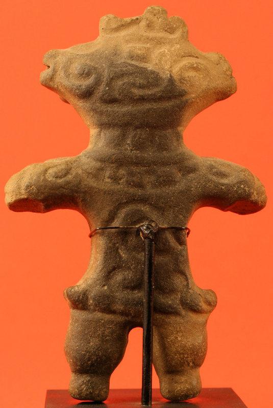 Fine Jomon Dogu Figure with Good Provenance