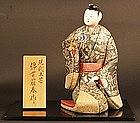 Japanese Doll by Ningyo Master Nishikitsuka Moeharu