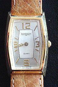Great Wittnauer Women's Watch Quartz Leather Band