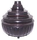 Burmese Lacquerware Food Container #2 - 19th Century