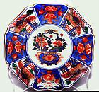 Set of Six Meiji Daishoji Imari Plates