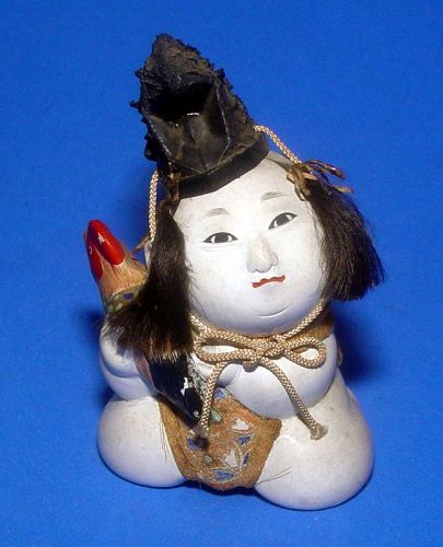 Japanese Gosho Ningyo Boy Doll � Early 1800s