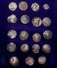 Nineteen Rare Set of Amcient Pyu Silver Coins 100 - 500AD