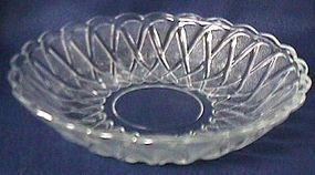 Pretzel Crystal Soup Bowl