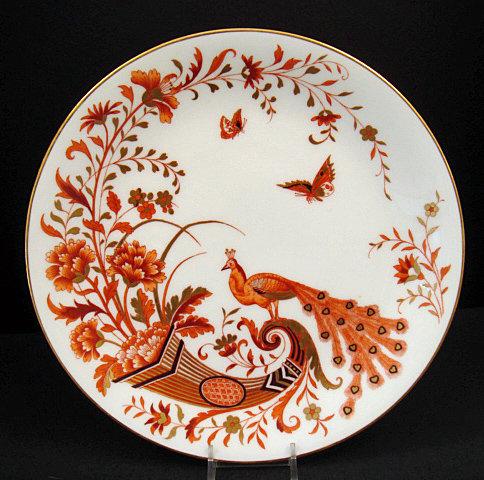 8 Antique Mintons Decorative Plates