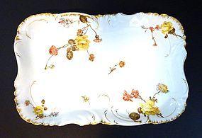 Antique Haviland & Co. Limoges Platter