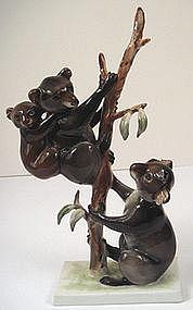 Adorable Rosenthal Koala Group