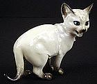 Sassy Hutschenreuther Siamese Cat