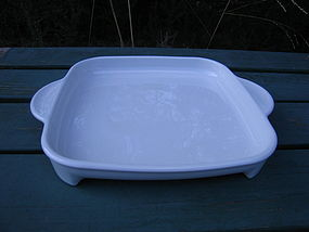 Microwave Browning Tray