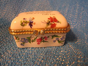 Imperial Porcelain Box