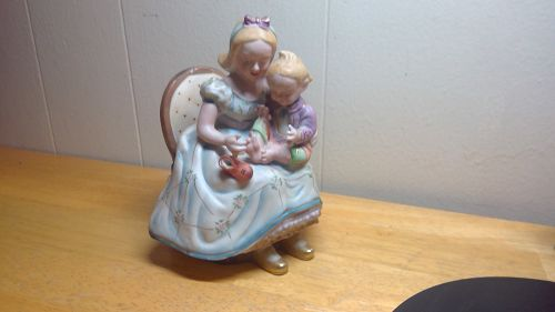 Shafford Mother and Child Figurine