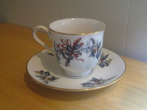 Lenox Winter Greetings Cup Saucer