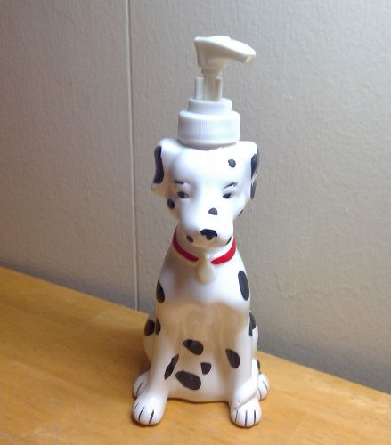 Dalmatian Pump Bottle