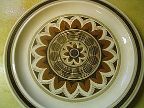 Royal China Aztec Dinner Plate