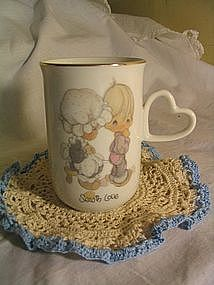 Enesco Jonathan & David Cup